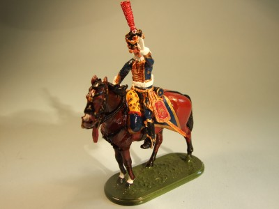 FRENCH HORSE ARTILLERY OFFICER