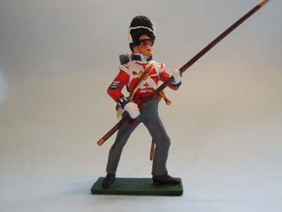 7TH FUSILIER SERGEANT