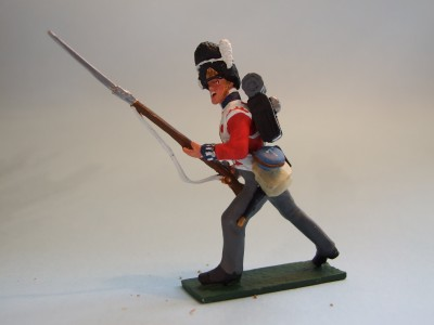 7TH FUSILIER ATTACKING
