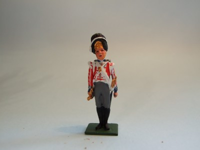7TH FUSILIERS BUGLER BOY