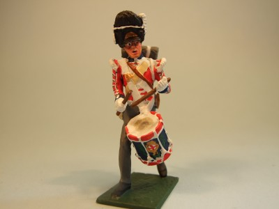 7TH FUSILIERS DRUMMER