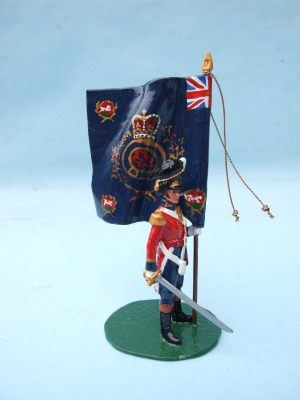 7TH FUSILIERS REGIMENTAL COLOUR