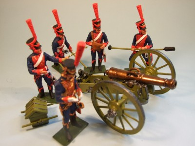 FRENCH HORSE ARTILLERY