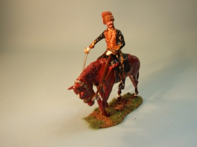 8th HUSSARS OFFICER