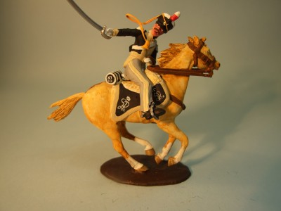 BRITISH LIGHT DRAGOON TROOPER