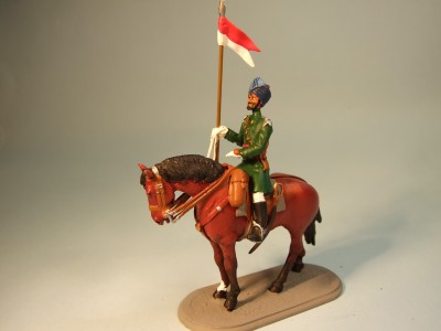 30th LANCERS GORDONS HORSE TROOPER
