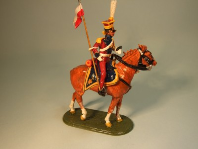 DUTCH RED LANCER SCOUT