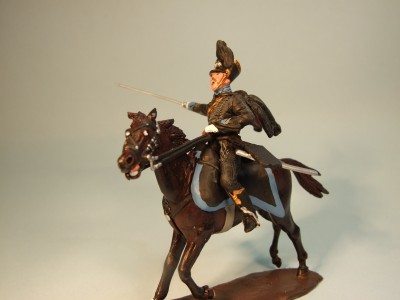 BRUNSWICK HUSSAR OFFICER