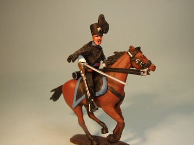 BRUNSWICK HUSSAR TROOPER