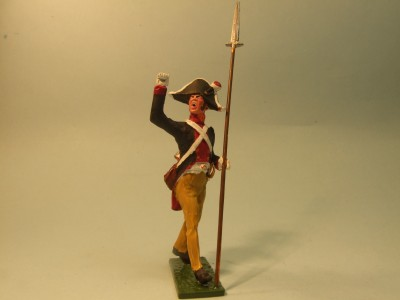 PRUSSIAN MUSKETEER NCO
