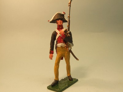 PRUSSIAN MUSKETEER ATACK MARCH