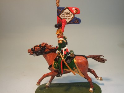 EAGLE BEARER LINE HORSE LANCER