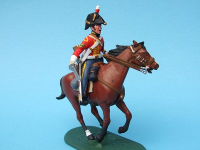 BRITISH CAVALRY KINGS GERMAN LEGION TROOPER