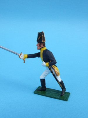 PRUSSIAN GUARD OFFICER
