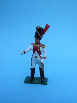 DUTCH GRENADIERS SUPERIOR OFFICER