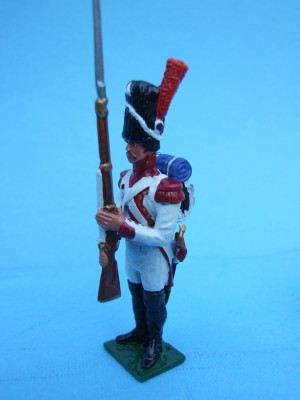 DUTCH GRENADIER AT THE PRESENT