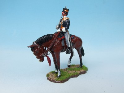 CAPTAIN MORRIS 17th LANCERS