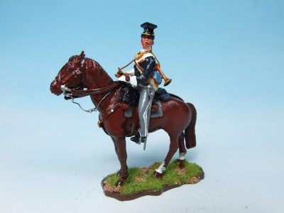 TRUMPETER JOHN BROWN 3rd 17th LANCERS
