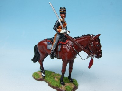 CAPTAIN JOHN OLDHAM 13th LIGHT DRAGOONS