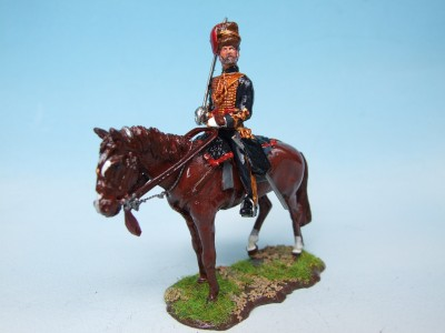 LIUTENANT COLONEL FREDERICK SHEWELL 8th HUSSARS