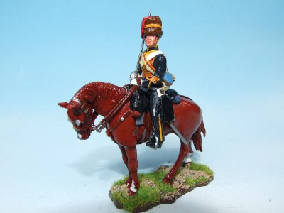8th HUSSARS TROOPER