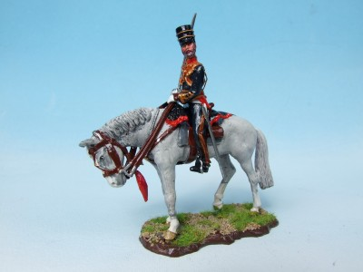 COLONEL LORD GEORGE PAGET COMMANDER 4th LIGHT DRAGOONS
