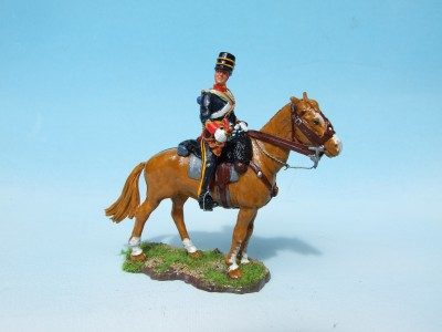 TRUMPETER HUGH CRAWFORD 4th LIGHT DRAGOONS