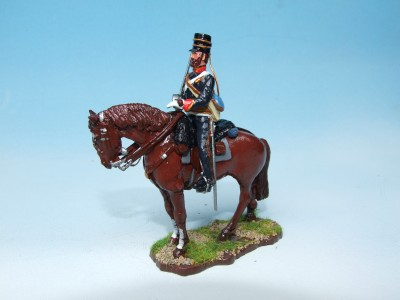 SENIOR SERGEANT 4th LIGHT DRAGOONS