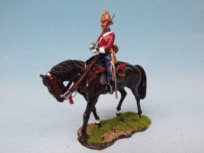 COLONEL YORKE 1ST ROYAL DRAGOONS