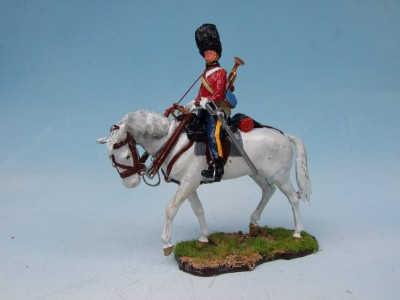 TRUMPETER DAVID JONES 2nd DRAGOONS