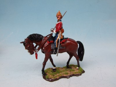 CAPTAIN  BURTON 4th DRAGOON GUARDS
