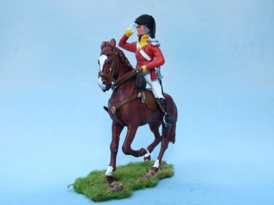 MOUNTED COLONEL 20thFOOT
