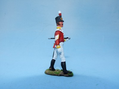 REGIMENTAL SERGEANT MAJOR 20th FOOT