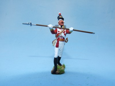SERGEANT 20th FOOT