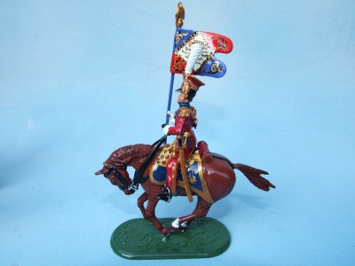 RED LANCER EAGLE  BEARER