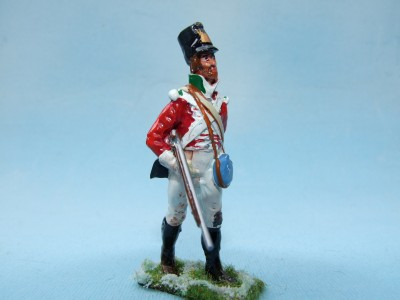 BRITISH INFANTRY 1/5th NORTHUMBERLAND FUSILIER PRIVATE