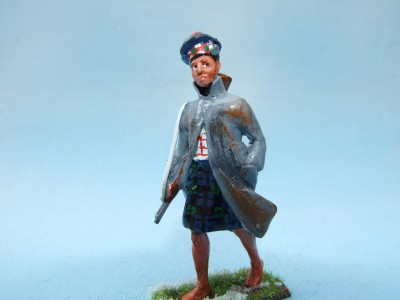 BRITISH INFANTRY 1/42nd THE BLACK WATCH