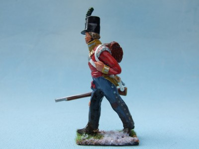BRITISH INFANTRY 1/52nd OFFICER LIGHT INFANTRY COMPANY