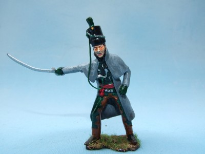 BRITISH INFANTRY 95th RIFLES OFFICER