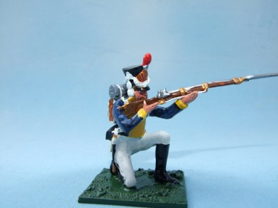 POLISH VISTULA KNEELING FIRING