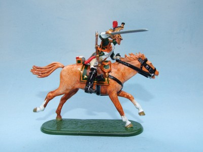 EMPRESS DRAGOONS TROOPER VERSION 2 IMPERIAL GUARD