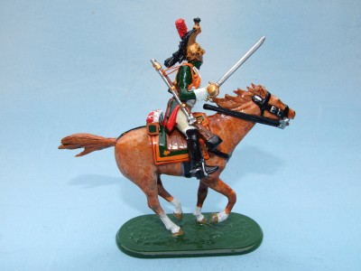 EMPRESS DRAGOONS TROOPER VERSION 3 IMPERIAL GUARD