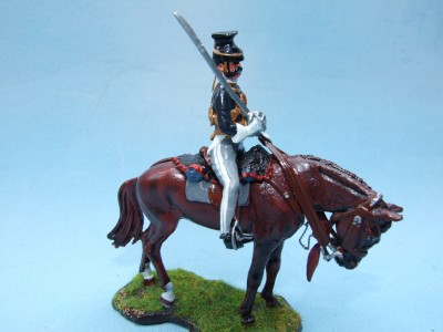 17th LANCERS OFFICER