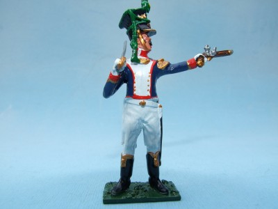 POLISH VOLTIGURE OFFICER