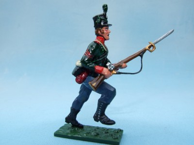 60TH RIFLES SERGEANT