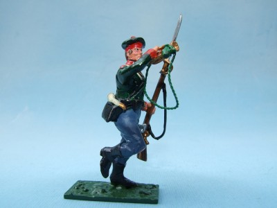 60TH007 60TH RIFLES BUGLER