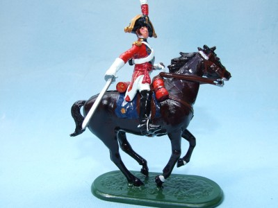 LIFE GUARDS OFFICER 1805