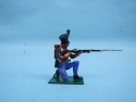 GRENTZ INF KNEELING FIRING BORDER REG No 4