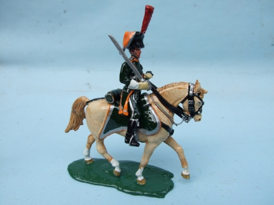 LINE CHASSEUR OFFICER 14th REGIMENT ELITE COMPANY