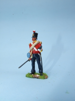 OFFICER 57th REGIMENT WEST MIDDLESEX